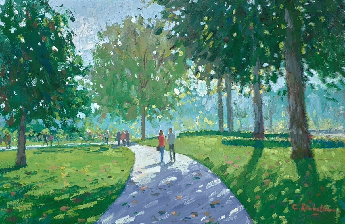 Green Park, Summer Light